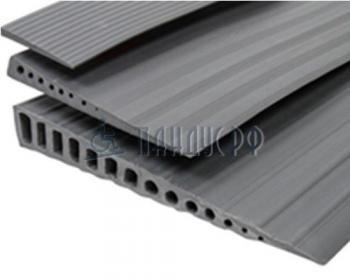 Пандус пороговый резиновый РУБИН 900 мм